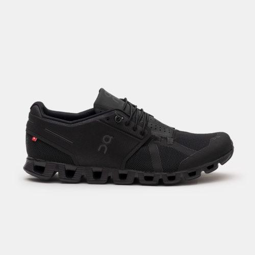 On Running Cloud Sneaker in All Black