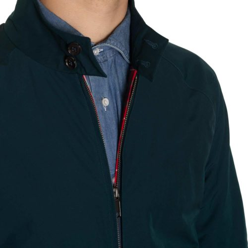 Baracuta Navy G9 Harrington Jacket