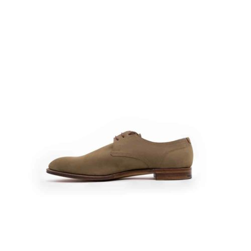 Edward Green Downing Taupe Nubuck